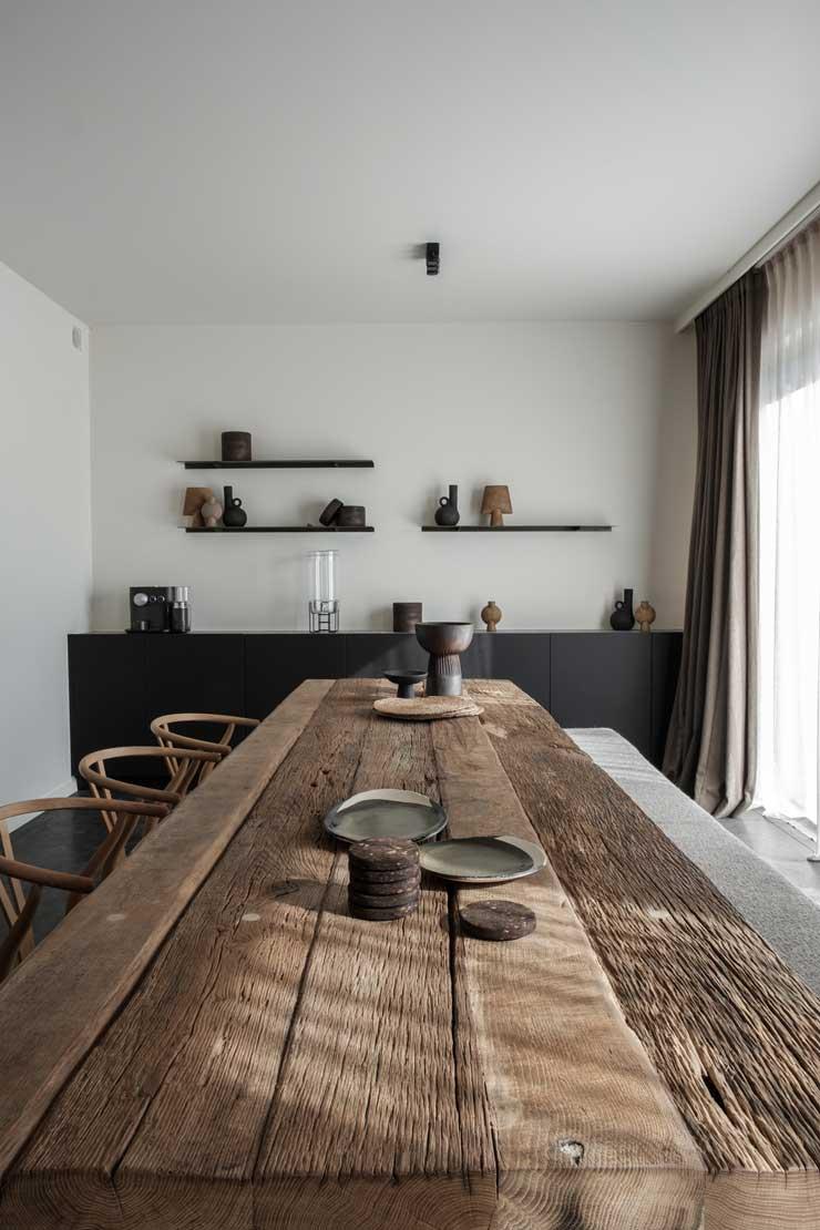 Fonder co-living communal kitchen
