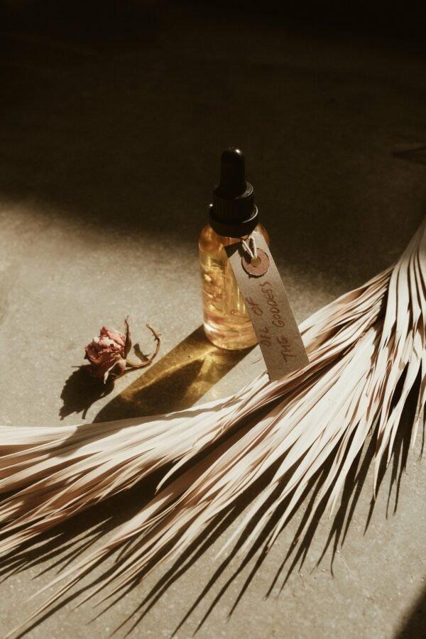 Goddess oil